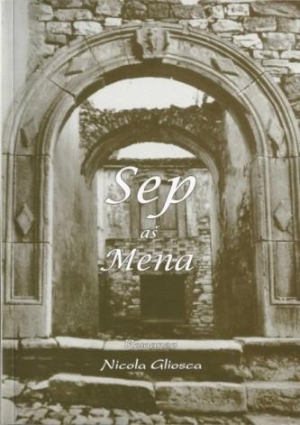 Couverture roman de GLIOSCA, Sep aš Mena 'Josèphe et Philomène'