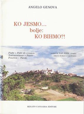 Photo nouvelles Angelo Genova : Ko jesmo... bolje : Ko bihmo ?