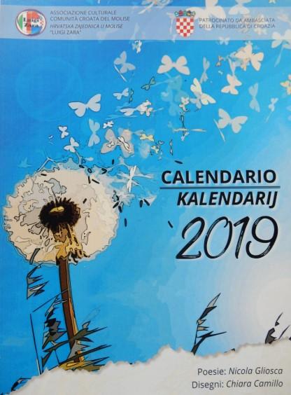 Couverture kalendarij