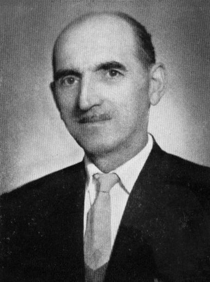 Tevfik Esenç à l'âge de 57 ans (en 1962)