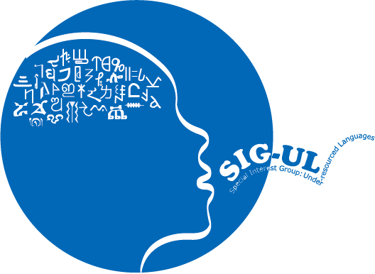 ISCA Special Interest Group: Under-resourced Languages (SIGUL)